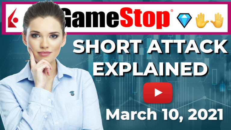 GameStop short attack explained by a veteran stock trader, what to expect next? Stocks & Options