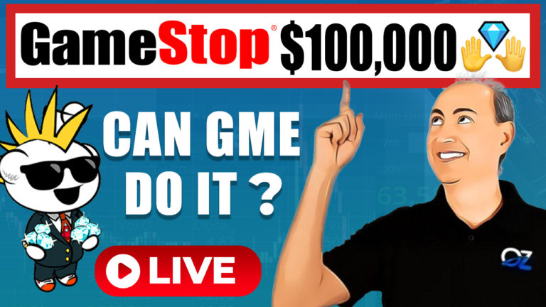 How high can GameStop stock go? Should GME issue its own crypto (GME)s and NFTs?